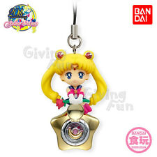 BANDAI Sailor Moon Twinkle Dolly 3 KeyChain Figure -Star Locket Starry Sky Orgel