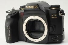 EXCELLENT Limited  MINOLTA α-7 a-7 SLR Film Camera Body From Japan