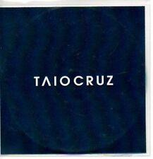 (419J) Taio Cruz, I Just Want to Know - DJ CD
