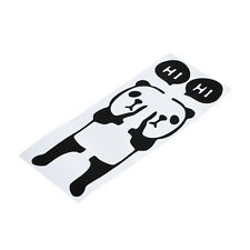Fashion Home Mural Panda Switch Sticker SS
