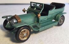 Lesney Matchbox Models of Yesteryear Y-15 Rolls-Royce Silver Ghost MIOB