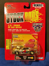 1998 NASCAR STOCK RODS Issue 129 BOBBY HAMILTON #4 KODAK GOLD 1996 CHEVY CAMARO