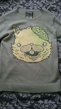 Drop Dead Sweater Jumper Size M