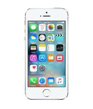 IPHONE 5S 32GB SILVER - RIGENERATO - GRADO AB -12 MESI GARANZIA