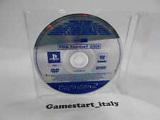 FIFA FOOTBALL 2005 (SONY PS2) PROMO VERSION - PAL VERSION