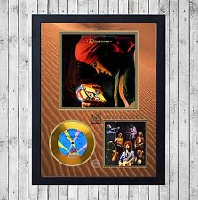 ELECTRIC LIGHT ORCHESTRA ELO DISCOVERY CUADRO GOLD/PLATINUM CD ED. LIM. FRAMED