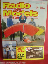 RCM&E JUNE 1983 A JONES VAN DORT R MERRY CLIVE SMALLEY BELL P39 AIRCOBRA PLANS