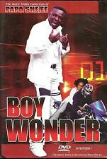 BOY WONDER -THE MUSIC VIDEO COLLECTION OF PAPA SHE,EE - NEW DVD- FREE UK POST