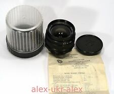 Russian Mir-1B wide-angle lens 2,8/37 mm M42 mount.Mint.№90004412