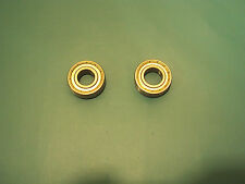 2 NEW CUTTER HEAD BEARINGS FOR CRAFTSMAN JOINTER PLANER MODEL NUMBER 113.232200
