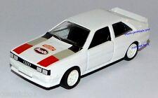 SOLIDO petite voiture AUDI QUATTRO de 1981 miniature automobile Deutsches Auto