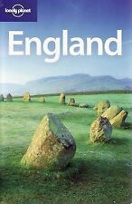 England (Lonely Planet Country Guide), David Else, et al.