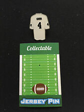 Oakland Raiders Derek Carr lapel pin-BLACK HOLE NATION Collectable-Gift Item