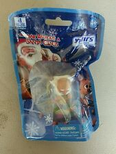 YUBI'S FIGURINES ~ THE YEAR WITHOUT A SANTA CLAUS ~ SANTA IN BED FIGURE (NEW)