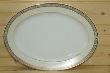 "Noritake Savannah Circa:1918 Oval Serving Platter 14"" x 10 1/2"""