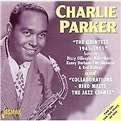 Charlie Parker-The Quintets 1945-1951/Collaborations - Bird Meets The JazzCD NEW