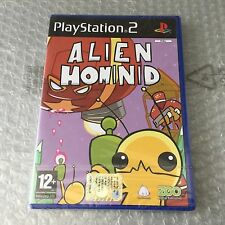 Vintage#ALIEN HOMINID PLAYSTATION 2 # PAL SEALED SIGILLATO