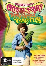 Crystal Fairy & The Magical Cactus (DVD, 2014) Michael Cera's Big Chile Trip