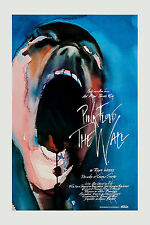 Pink Floyd * The Wall * USA Release Movie Poster 1982 LARGE FORMAT 24x36