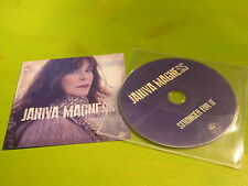 JANIVA MAGNESS - STRONGER FOR IT !!!!! RARE DJ CD!!!!