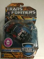 Transformers Reveal the Shield Optimus Prime G2 Prime