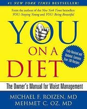 You On a Diet The Owner's Manual for Waist Management Mehmet Oz Dr Roizen HB NEW