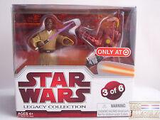 Star Wars Exclusive Geonosis Arena Showdown Mace Windu Battle Droid Legacy NIB