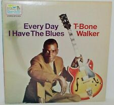 T-Bone Walker - Every Day I Have the Blues RARE WL Promo Bluestime LP BTS-9004