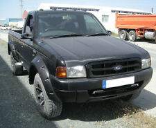 Fender flares wheel arches pocket style for FORD RANGER single cab