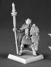 Oakhearth Warden Reaper Miniatures Warlord Elf Elves Fighter Paladin Melee Cloak