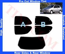 Pellicola Oscurante Vetri Auto Pre-Tagliata Fiat Palio 3 Porte 96-02 da 5% a 50%