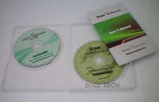 ARTCUT 2009 Pro Software for Sign Vinyl plotter cutting 9 Languages 2CD