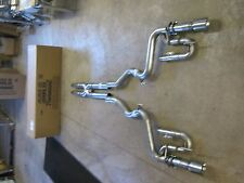 """Ebay Special Price! 2015 - 2016  V8 5.0L Ford Mustang GT Street Race exhaust 3"""""""