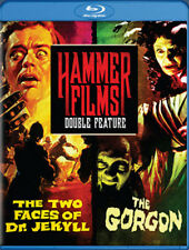 Hammer Film Double Feature: Two Faces Of Dr. (2016, Blu-ray NEUF)