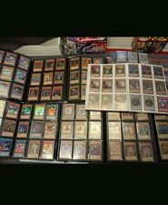 YU-GI-OH CARTE enorme pacchetto bundle 500 SIGILLATO TIN HOLOS RARE LOTTO