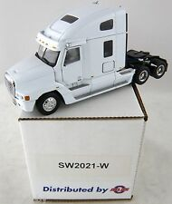 1:50 Scale Freightliner Century Class Tractor - White - Sword Models #SW2021-W
