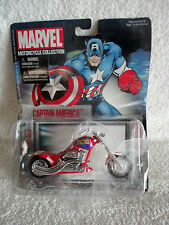 Captain America - MotorCycle Collection - Series #3 Heavy Winds  - Marvel - New