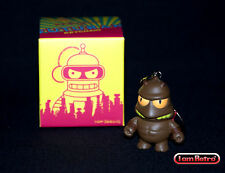 Lrrr - Futurama Keychain - Kidrobot  - Additional Keychains Ship Free!!