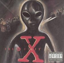 SONGS IN KEY OF X MUSIC CD THE X-FILES SOUNDTRACK BRAND NEW SEALED