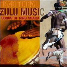 Traditional Zulu Music: Songs of King Shaka, New Music
