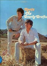 THE EVERLY BROTHERS roots GERMAN EX LP
