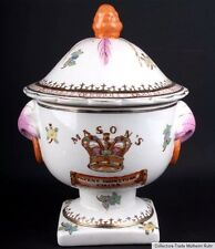China 20. Jh. Deckelurne - A Chinese Famille Rose Export Urn - Cinese Chinois