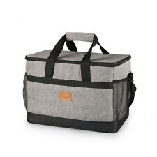 Extra Large Insulated Cooler Picnic Lunch Beach Camping Cool Box Ice Grocery Bag