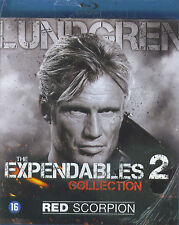 The Expendables 2 Collection : Red Scorpion (with Dolph Lundgren)  (Blu-ray)
