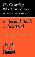 Cambridge Bible Commentaries on the Old Testament: The Second Book of Samuel...