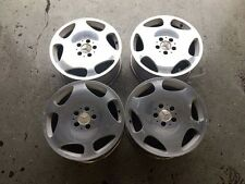 "SET OF FOUR 00-06 MERCEDES W220 OEM wheel 17x7.5 Factory 17"" RIMS"