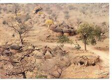 CP AFRIQUE - Cameroun - Sécheresse au Nord Cameroun - Hameau du pays Mozogo