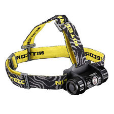 NiteCore HC50 Cree XM-L2 U2+Red LED 760Lumen 18650 Headlamp Headlight Flashlight