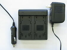 Dual Charger for Trimble 5700, 5800 GPS, TSC1 Batteries