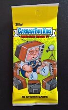 Garbage Pail Kids GPK - 2016 Prime Slime Trashy TV - Rare Retail Rack Pack